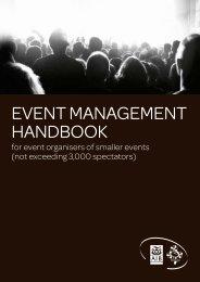 EVENT MANAGEMENT HANDBOOK - Irish Rugby