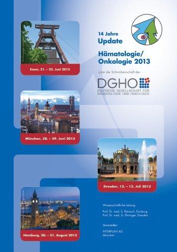 Das komplette Programm als pdf zum Download. - Update ...