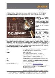 Pichlmayralm - Hotel Pichlmayrgut