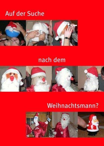 050802 PK Weihnacht.qxd - Ferne Länder nah erleben ohne ...