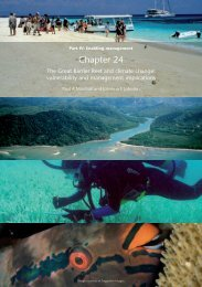 Chapter 24 - Great Barrier Reef Marine Park Authority