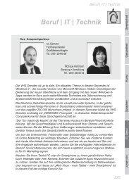 IT und Berufliche Bildung (PDF, 896 KB) - Volkshochschule Dresden