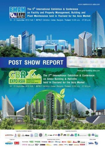 GBR Expo Asia 2012 Post Show Report - Green Building & Retrofits ...