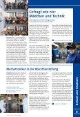 MINT-Macher im Rampenlicht - Treffpunkt Technik in der Schule - Seite 5