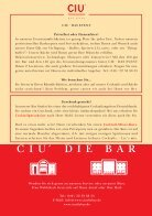 CIU-Bar Speisekarte Juli 2009 - Page 2
