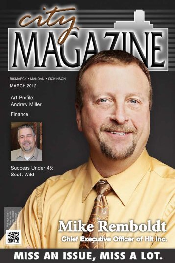 Mike Remboldt - City Magazine