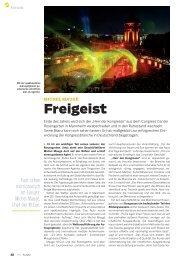 Freigeist - M:Con