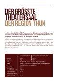 Kultur- und Kongresszentrum Thun - texter.ch - Seite 6