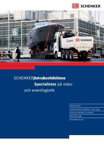 Schenker Fairs & Exhibitions