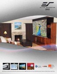 Elite Screens Inc | Elite Screens China Corp. | Elite Screens Europe ...