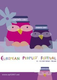 to download the Festival's PDF Programme - Ovi Magazine