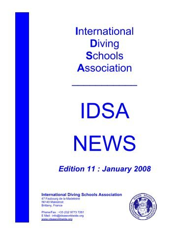 International Diving Schools Association