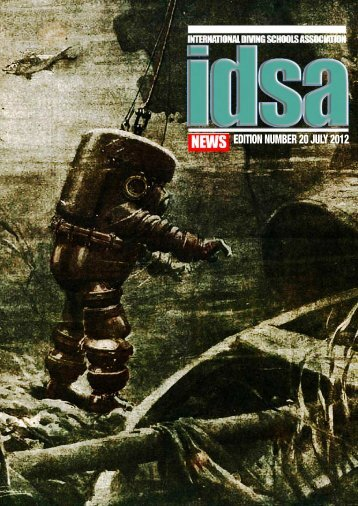 Newsletter No. 20 - pdf ADOBE - IDSA The International Diving ...