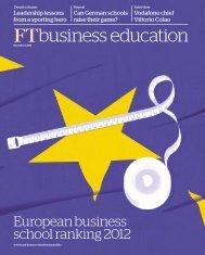 FTbusinesseducation - Financial Times