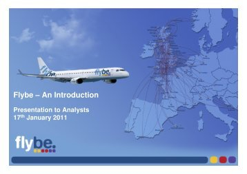 Flybe – An Introduction