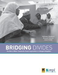 01 bridging divides text - Migration Policy Institute