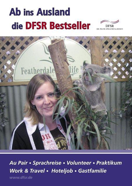 Ab ins Ausland die DFSR Bestseller - Dr. Frank Sprachen und Reisen