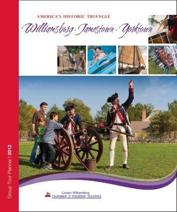 Williamsburg . Jamestown .Yorktown - Greater Williamsburg ...
