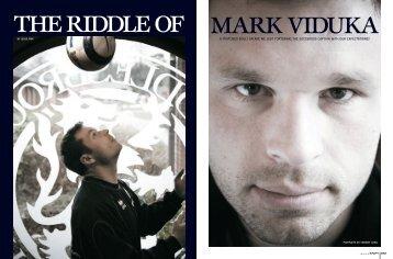 The Riddle of Mark Viduka - Jesse Fink