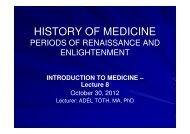 (Microsoft PowerPoint - A Intro 2012 - Lec 8 - Med Hist 2 ...