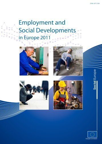 Employment and Social Developments - European Commission ...