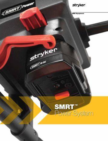 SMRT Power System - Stryker EMS