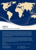 Undergraduate Catalog - UMUC Europe - Page 2