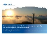 Day 2 session 3e - Europe of Interconnector networks ... - We@Sea