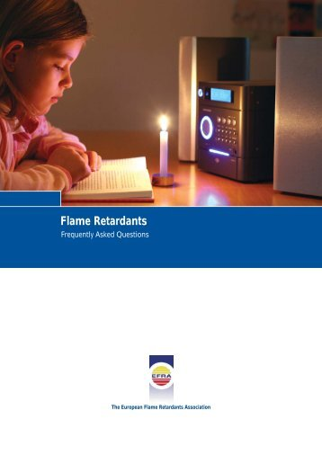 Frequently Asked Questions on Flame Retardants