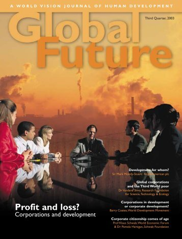 Profit and loss? Corporations and Development - World Vision ...