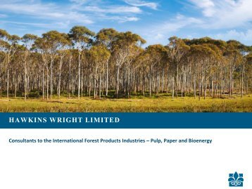 HAWKINS WRIGHT LIMITED