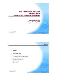 Download pdf file [PDF: 1.26 MB] - Rio Tinto