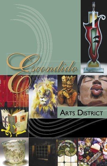 Escondido Art District - City of Escondido