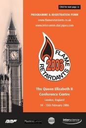 The Queen Elizabeth II Conference Centre » - FireDirect