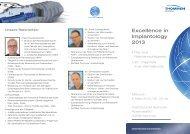 Programm und Anmeldung - Thommen Medical