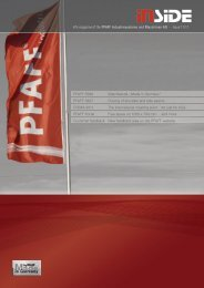 and more - PFAFF Industrial