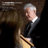 11674 - EULOGY BOOKLET WEB:WEB - The Co-operative