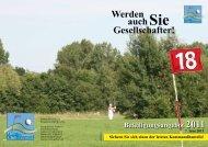 Werden Gesellschafter! auch - Golfclub Bremerhaven
