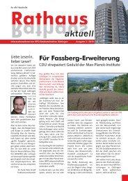 Gesamtausgabe als pdf-Datei - SPD-Fraktion im Rat der Stadt ...