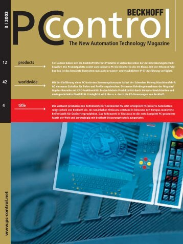 Download als PDF-Datei (2,68 MB) - PC-Control The New ...
