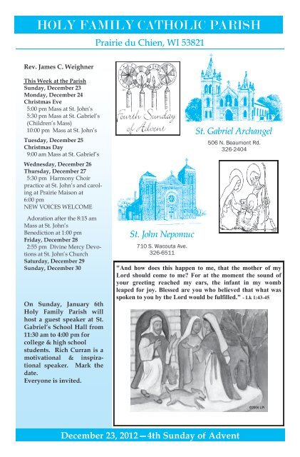 23 - Prairie Catholic School