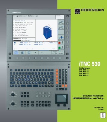heidenhain manualplus 4110 software
