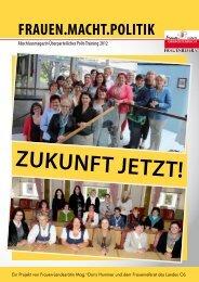 Abschlussmagazin - Frauenreferat