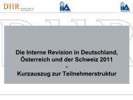 finden Sie einige Grundinformationen über die Struktur - Deutsches ...