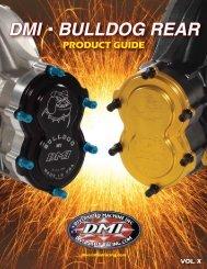 DMI BULLDOG REAR - Diversified Machine Inc