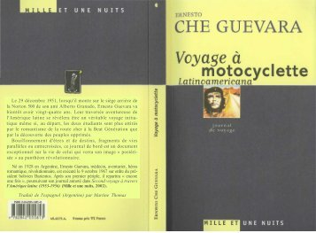Voyage A Motocyclette - Free