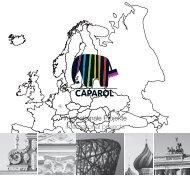 International projects Internationale Projekte - Caparol