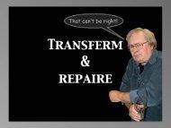 Repair - Bishopthorpe Camera Club