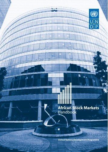 African Stock Markets Handbook - Emerging Africa