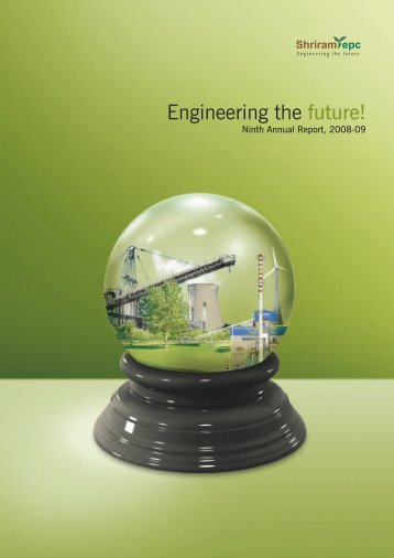 Engineering the future! - Shriram EPC